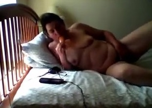 Lady ally can't live without that Dildo!!
