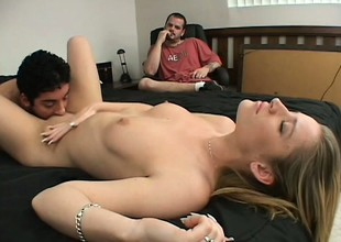 Bad hotty Megan pays for her mistake with some rough screwing