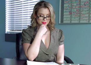 Sunny Lane drilled doggystyle in the bathroom by a stranger