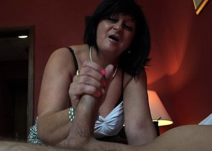 George and his friends\'s mom taboo session