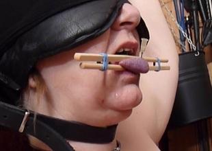 Slave&#039,s Tongue torture