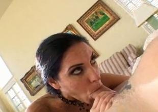 Smoking Honey Veronica Rayne Deep Sucks Monster Wang Then Crams It Deep In Love tunnel