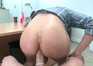 Guy fucked by biggest dick